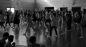 Eleves STV danse