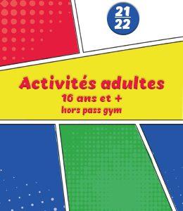 activites adultes
